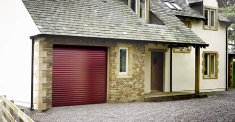 Products - Remote Control Automatic Roller Shutter Garage Doors